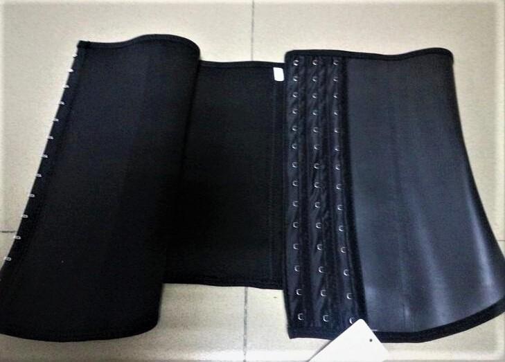 Ann Chery waist trainer review - Faja Deportiva iphone pic